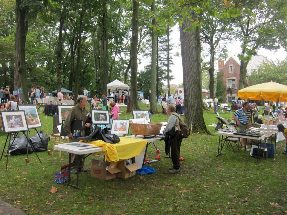 Larchmont Arts Festival 2014