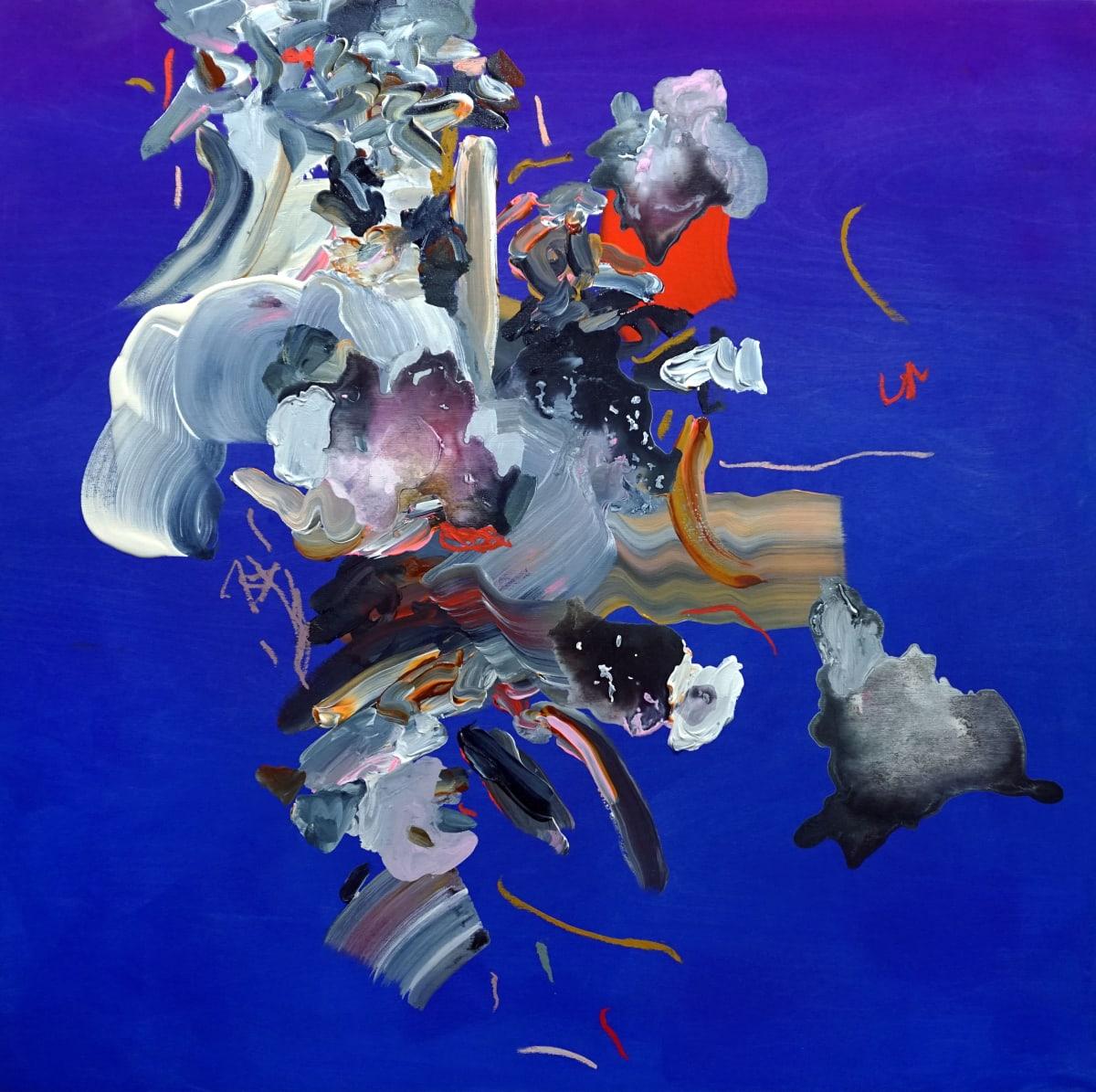 Iris Blue Each Spring - Julie Maren and Janna Watson