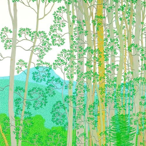 Sitting Still: Landscape Paintings, Gregory Hennen and Joy Moser
