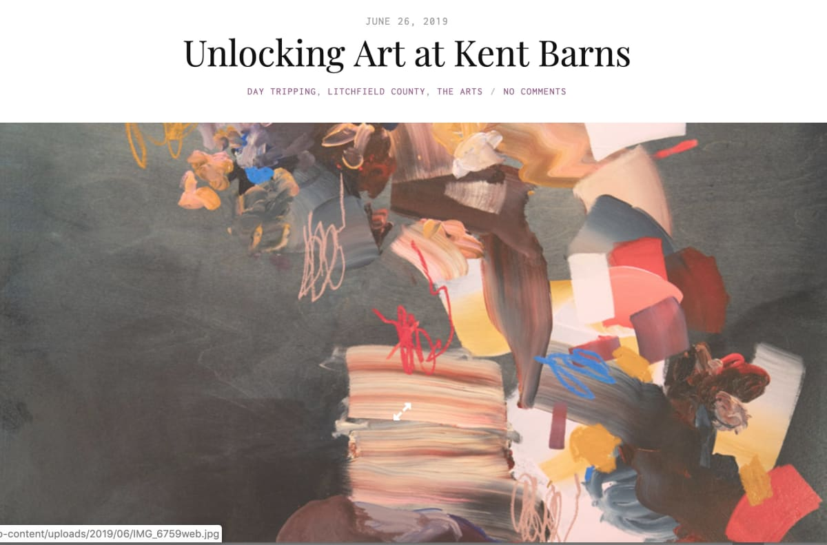 Unlocking Art at Kent Barns