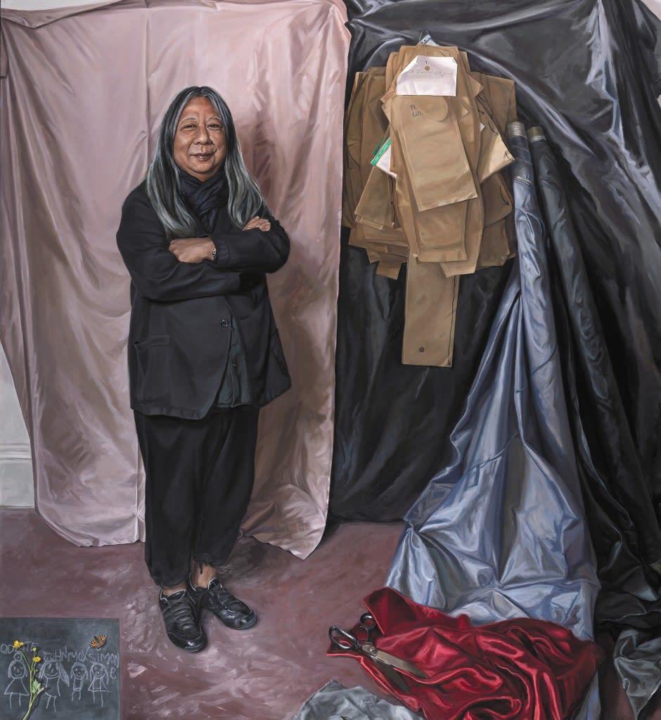 Geraldine O'Neill | portrait of John Rocha