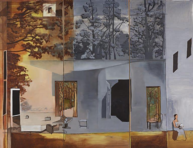 Sonia Shiel | Rectangle, squared.