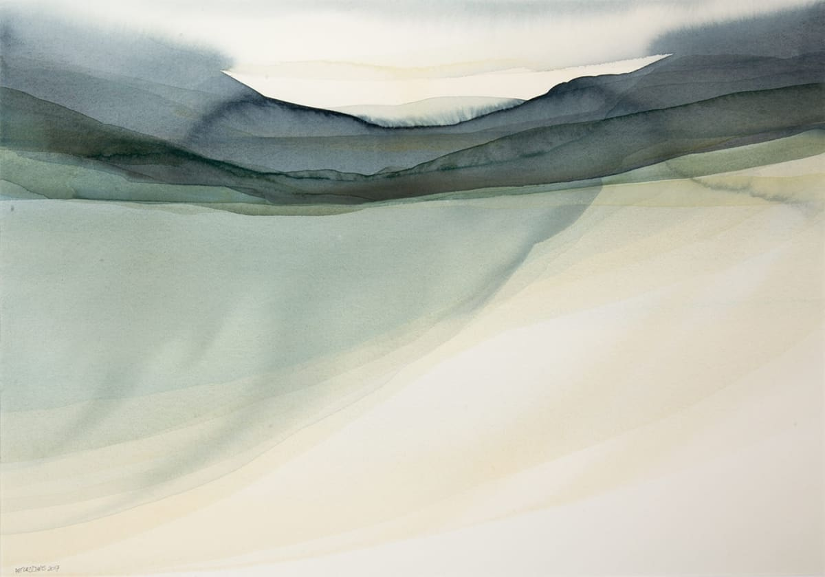 Stillness and Flow, Peter Davis on his love of watercolour