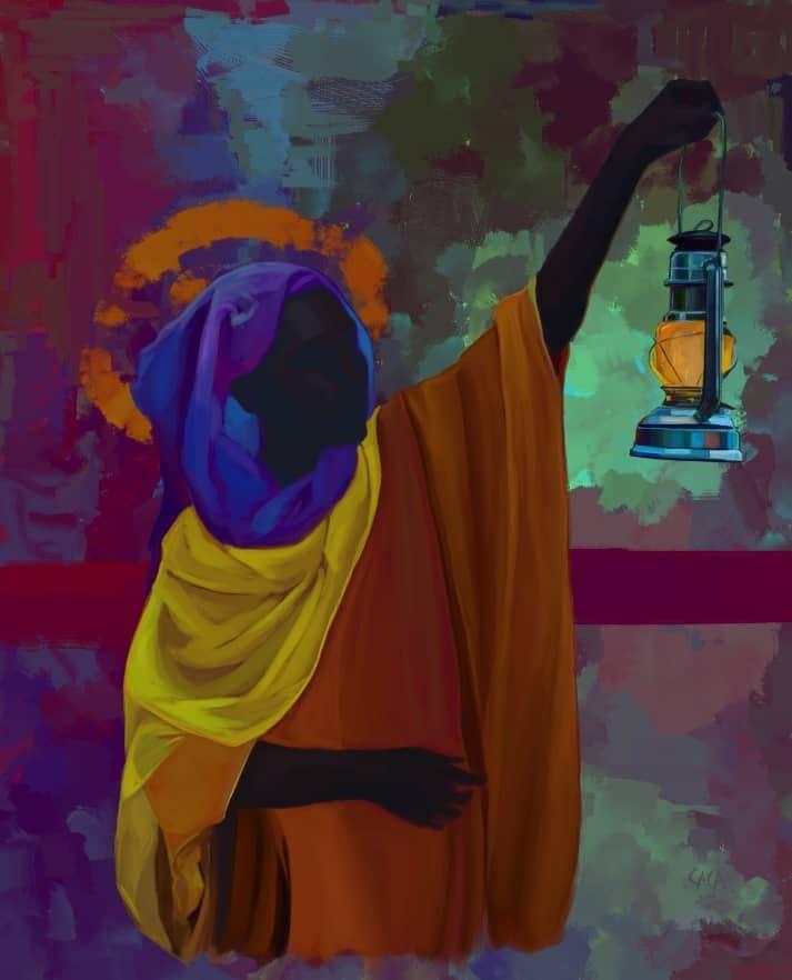 Abangwu Chukwuebuka, Lamp in Ethiopia