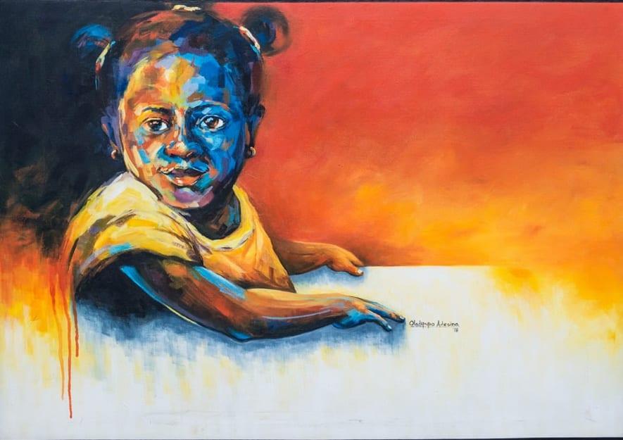 Oladipupo Adesina, Untitled