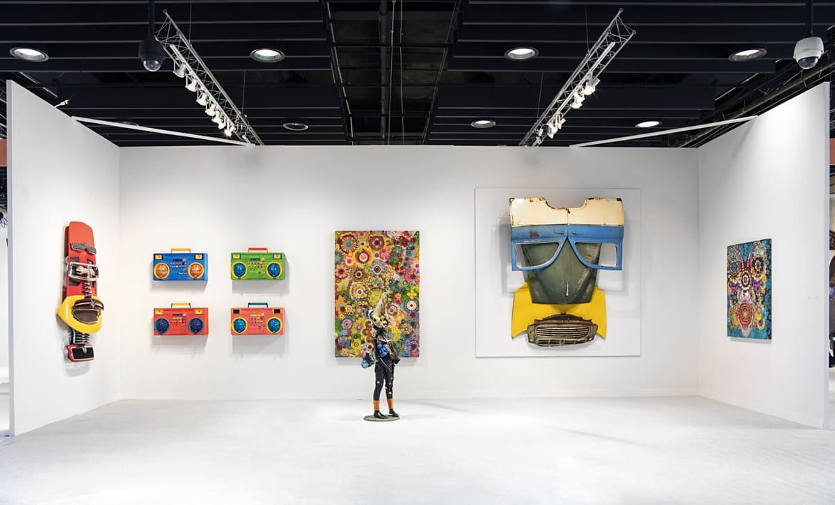The Armory Show, 2019
