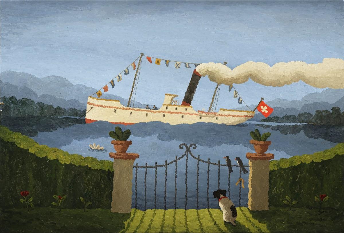 Ramiro Fernandez Saus: Prospecting the Inner Isles, A Retrospective Exhibition