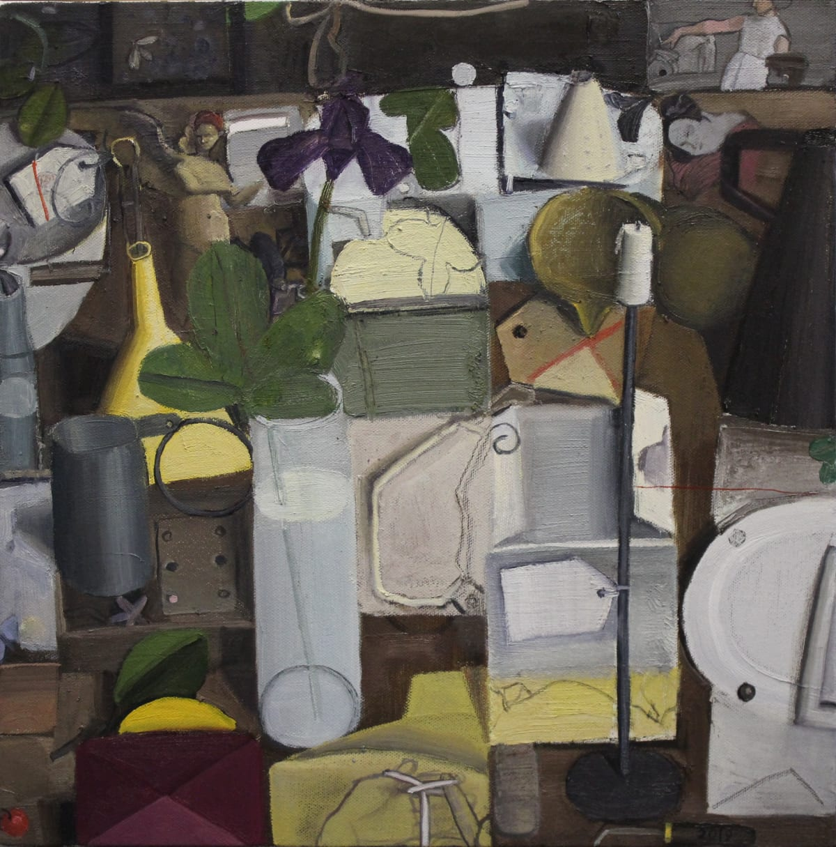 The Painter's Table, Brian Sayers