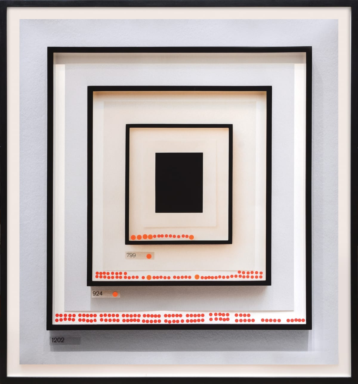 Cornelia Parker, Stolen Thunder (The Final), 2019 Digital print on 300 gsm Somerset Photo Satin paper 77 x 70 cm Edition of 100 Exhibited at the Royal Academy Summer Exhibition, London, 2019.