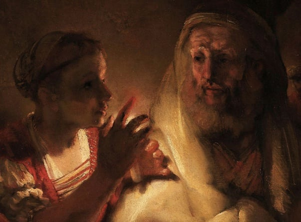 Rembrandt's Light, Dulwich Picture Gallery