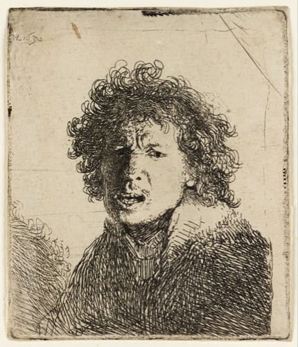Rembrandt in Print, Holburne Museum, Bath