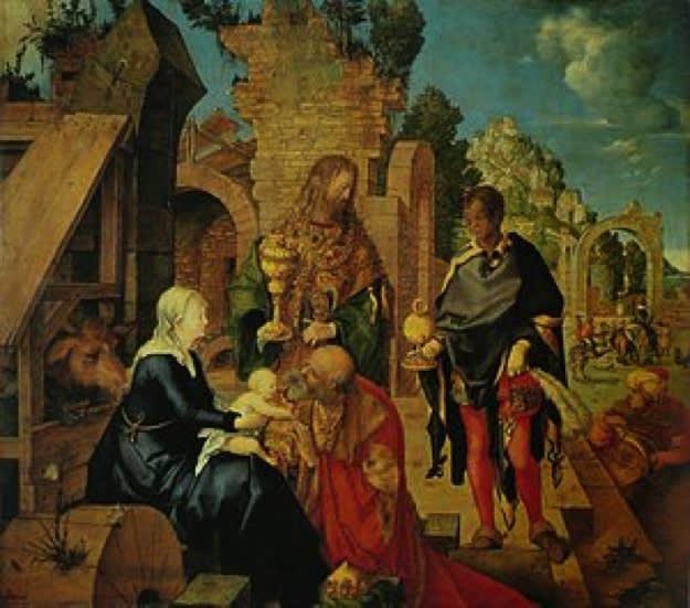 Albrecht Dürer Exhibition, Albertina Museum, Vienna