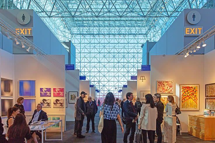 IFPDA Fine Art Print Fair, NY