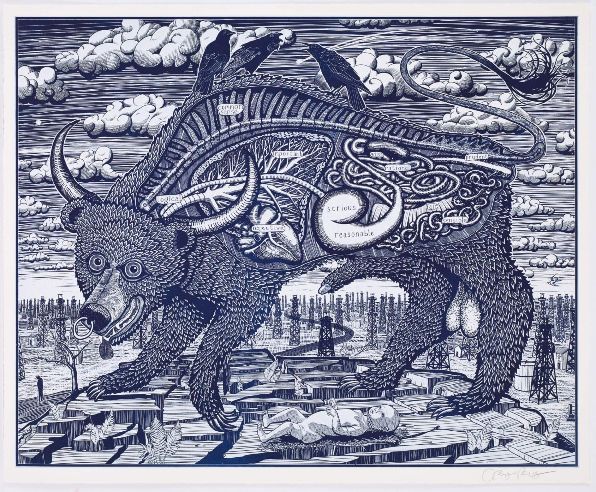 Woodcut, Relief Printing