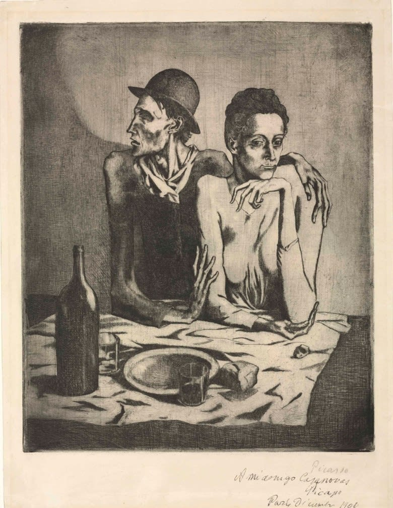 Picasso and Paper, Royal Academy of Arts