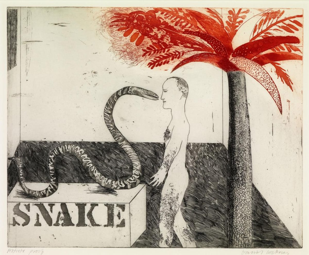 Living with Art: Picasso to Celmins, The British Museum