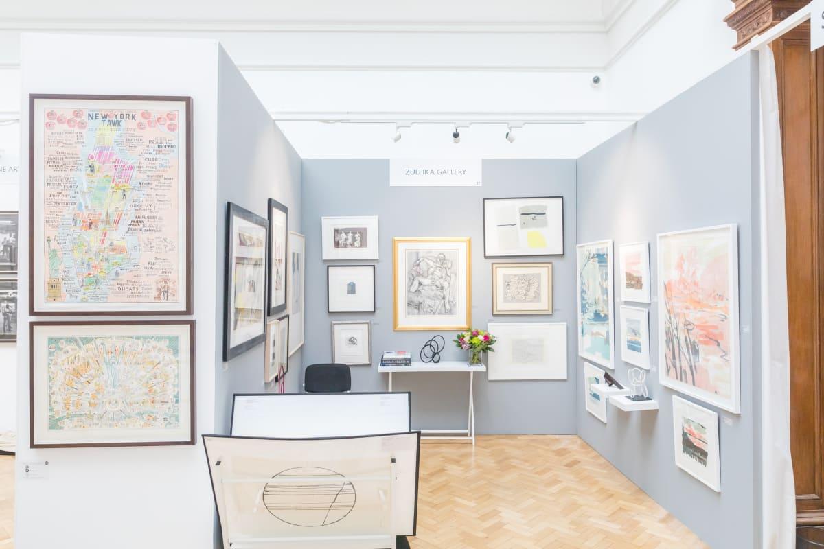Zuleika Gallery, Stand 9