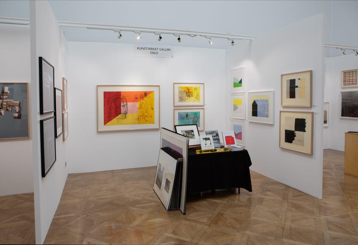 Kunstverket Galleri, Oslo, Stand 19