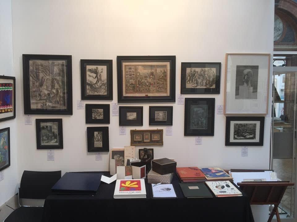 Galerie Martinez D. - Paris, Stand 50