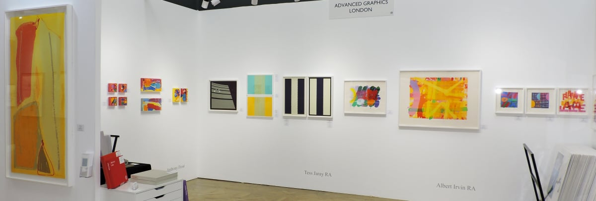 Advanced Graphics London, Stand 21