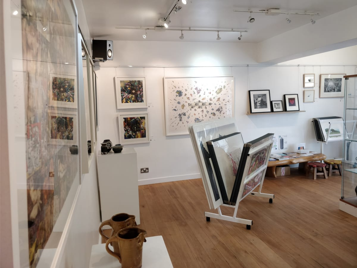 Brook Gallery, Stand 25
