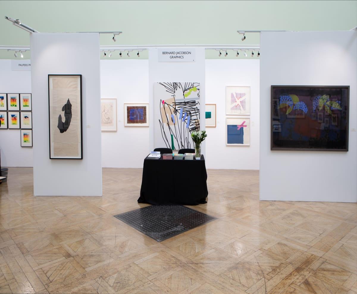 Bernard Jacobson Gallery, Stand 6