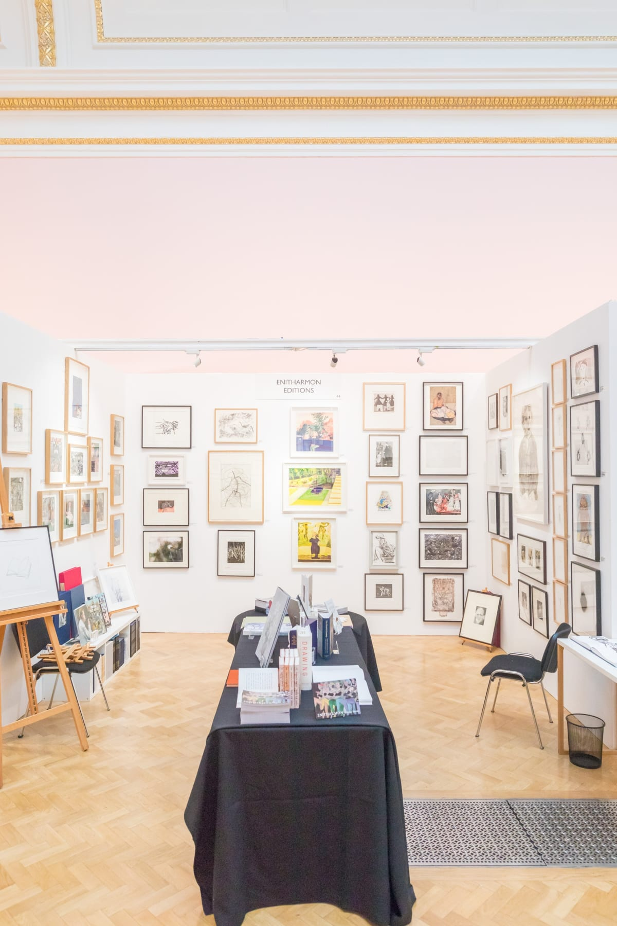 Enitharmon Editions, Stand 46