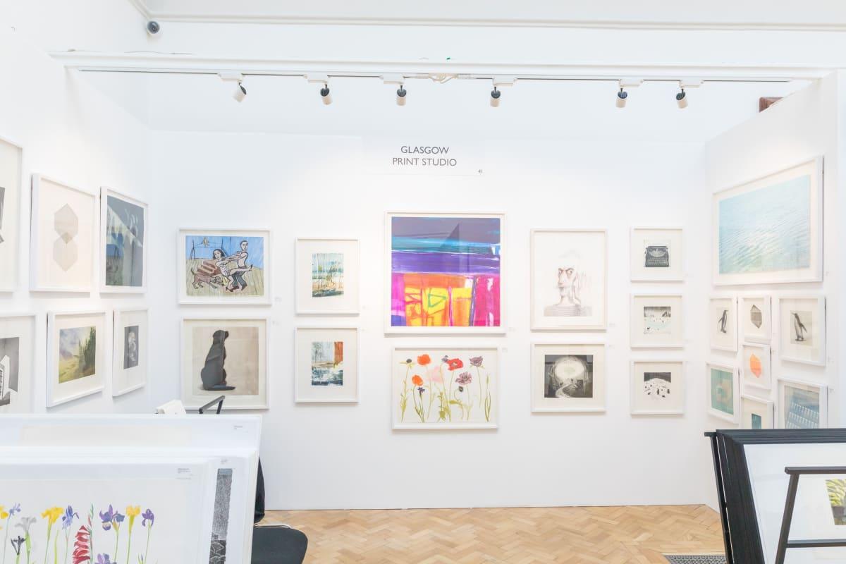 Glasgow Print Studio, Stand 43
