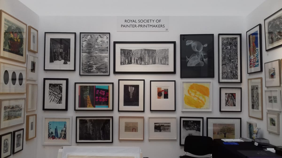 Royal Society of Painter-Printmakers, Stand 44
