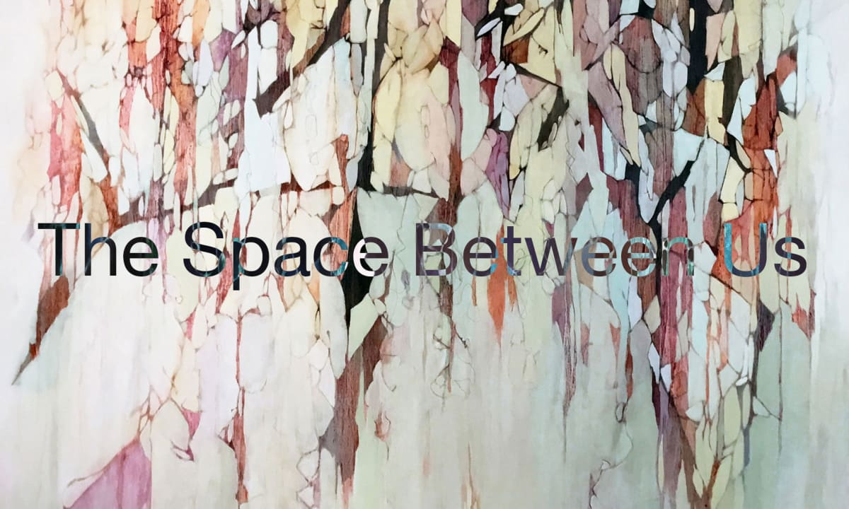 The Space Between Us, March 25 - April 25th 2020