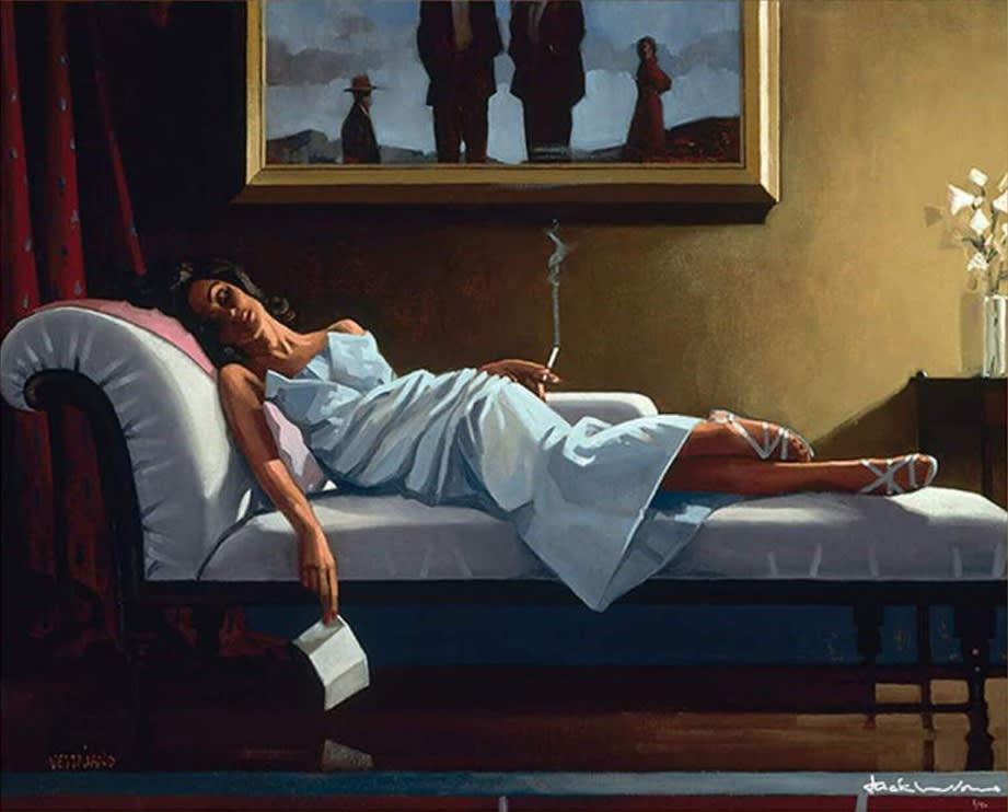 Limited Edition Prints from Jack Vettriano, Hand Signed Limited Edition Prints