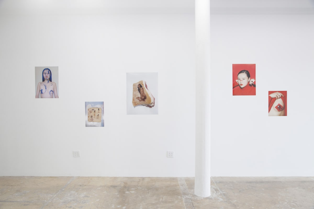 Installation View, MY(TEMPORARY)SELF