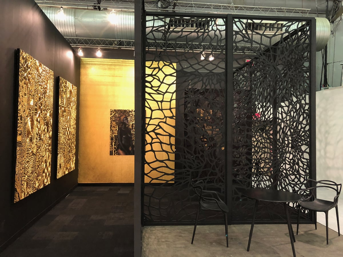 The Armory Show: Lina Iris Viktor