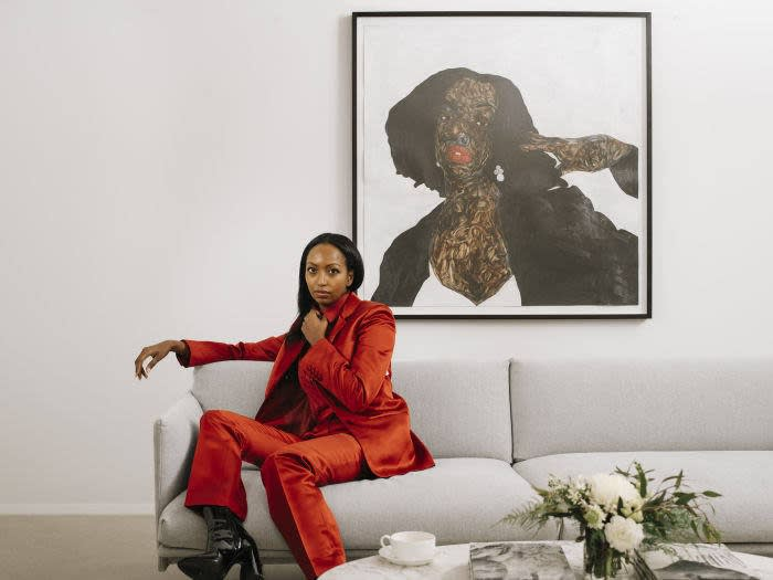 Gallerist Mariane Ibrahim — 'art has to tell a form of truth'