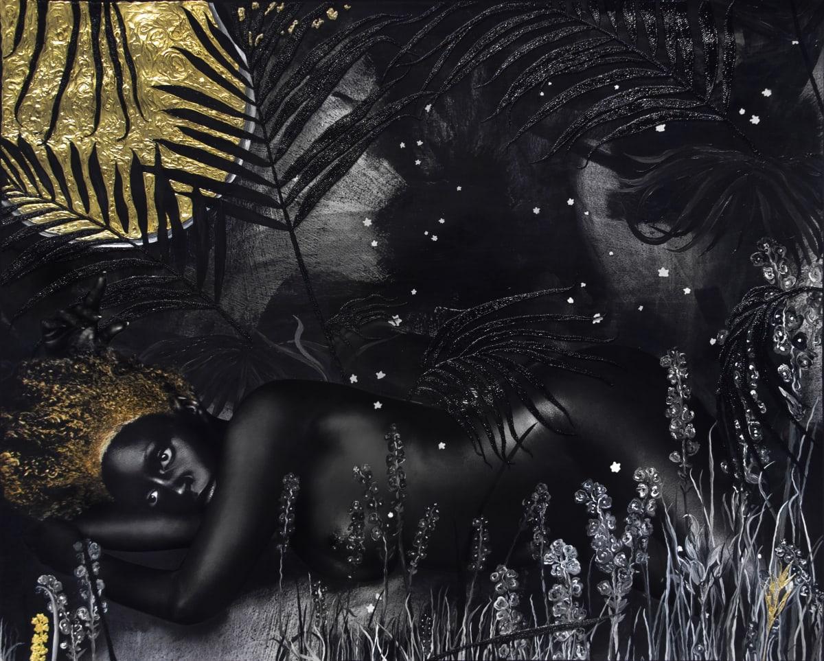 Golden touch: Lina Iris Viktor