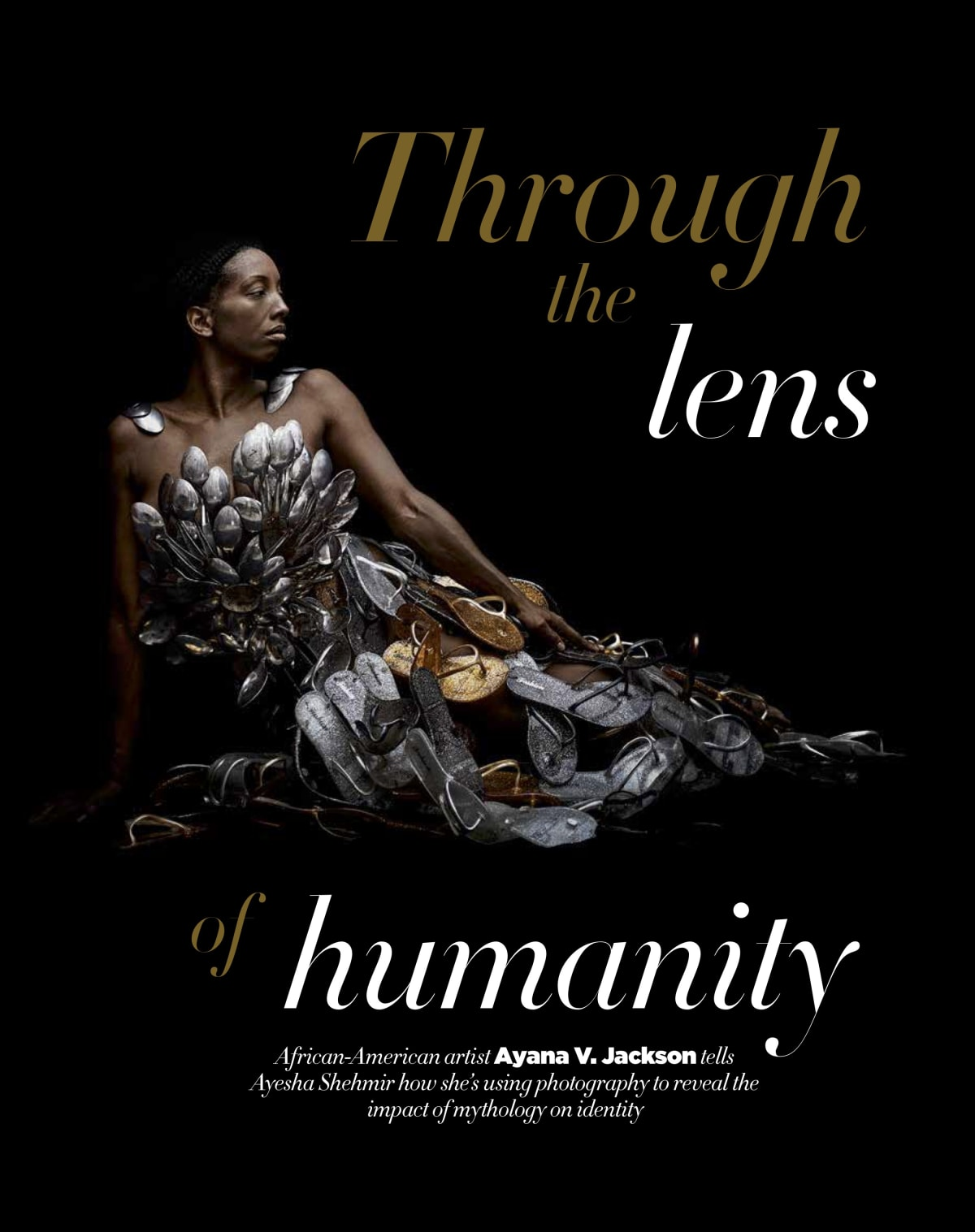 Through the lens of humanity