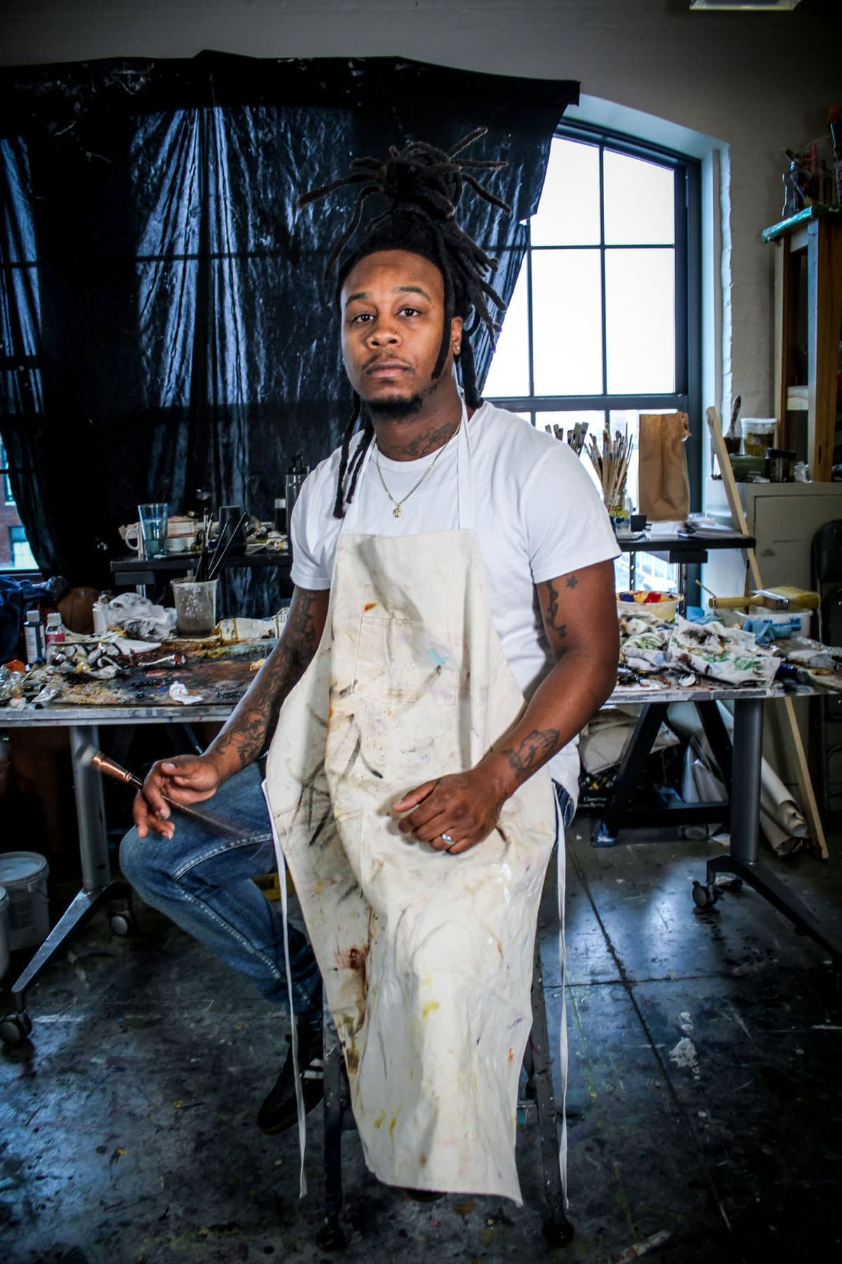 These Emerging Black Artists Are the Future of Figurative Painting