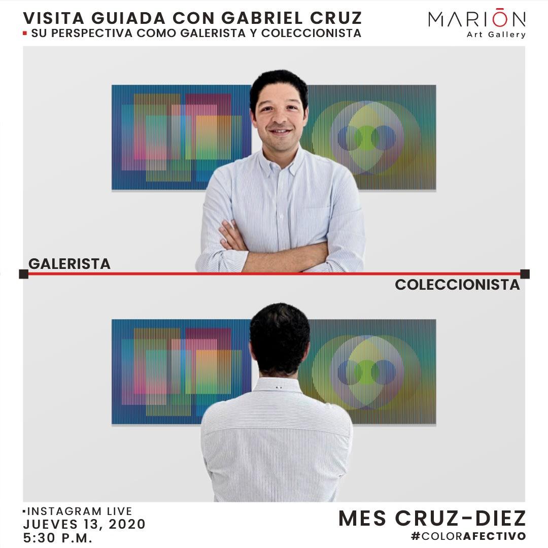 Visita Guiada con Gabriel Cruz