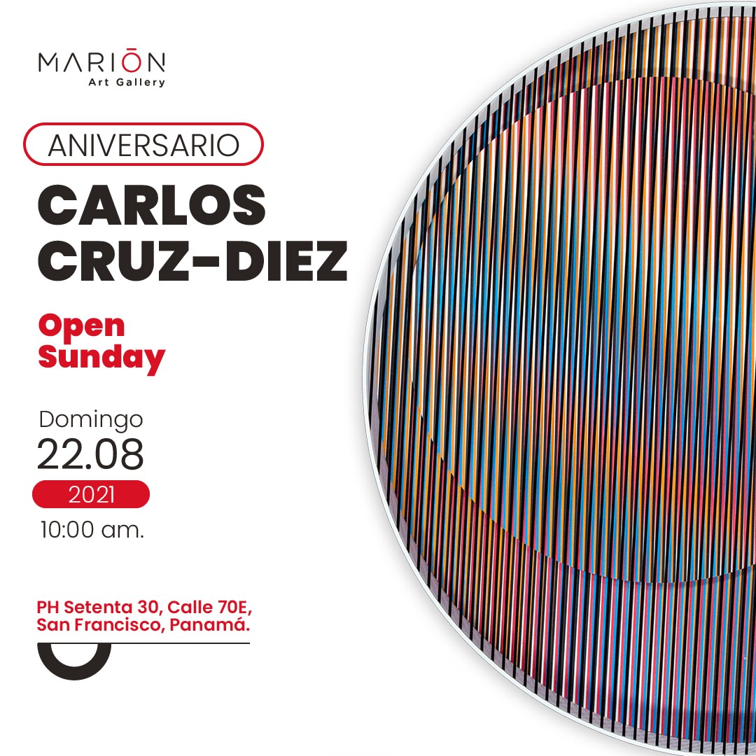 Aniversario Carlos Cruz-Diez 2021