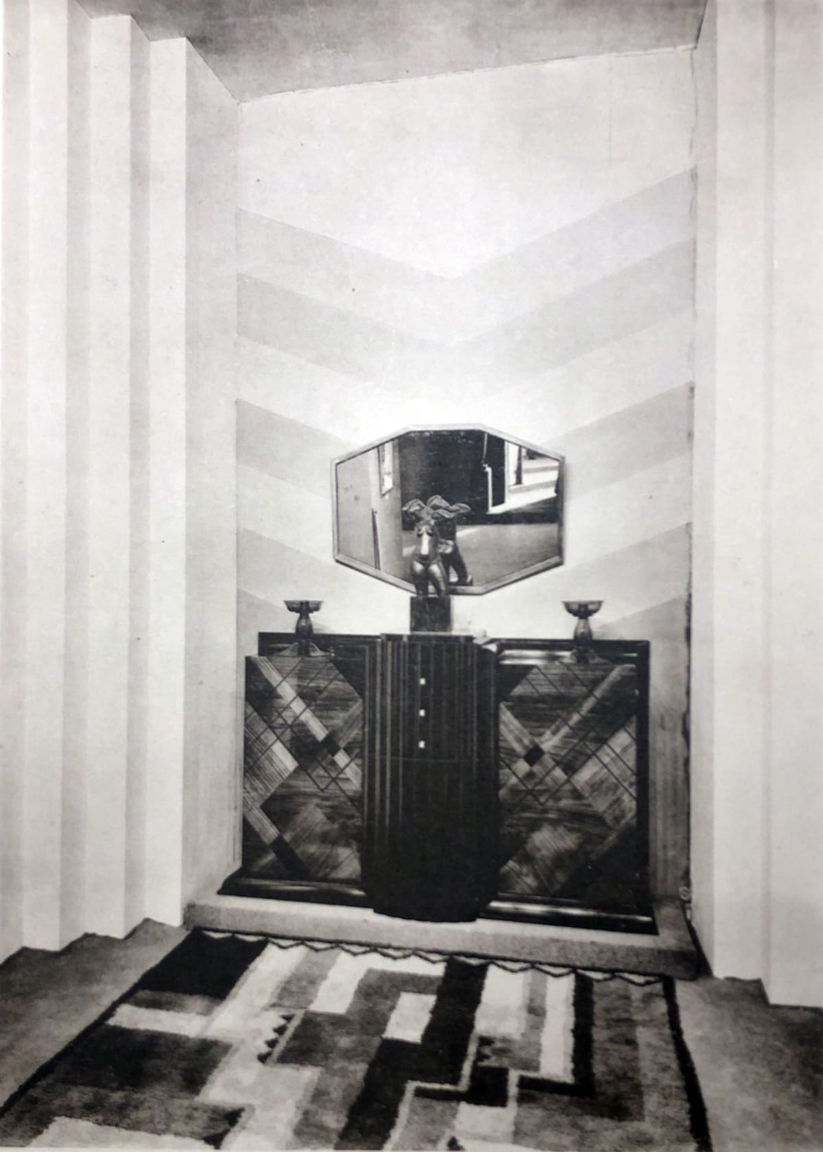 Interior by DIM Paris, 1930