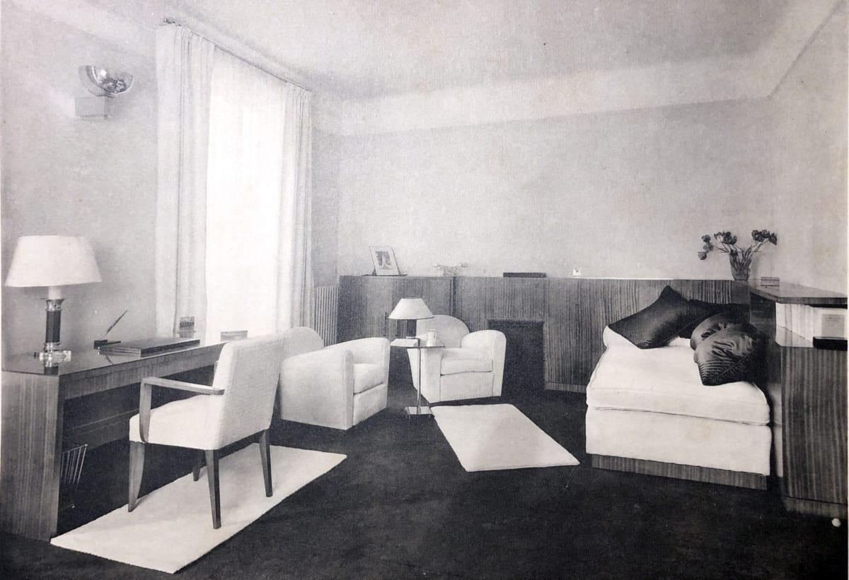 Jules Leleu Paris, 1933