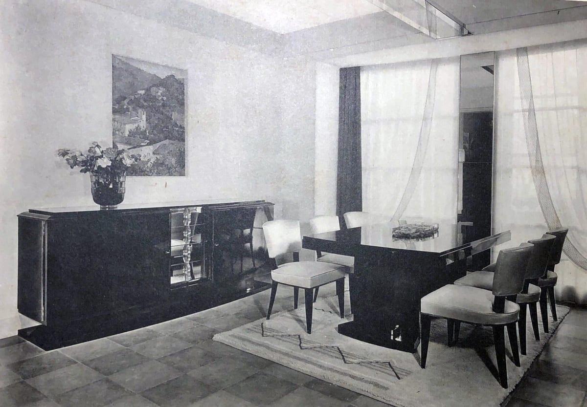 Maurice Rinck Paris, 1930