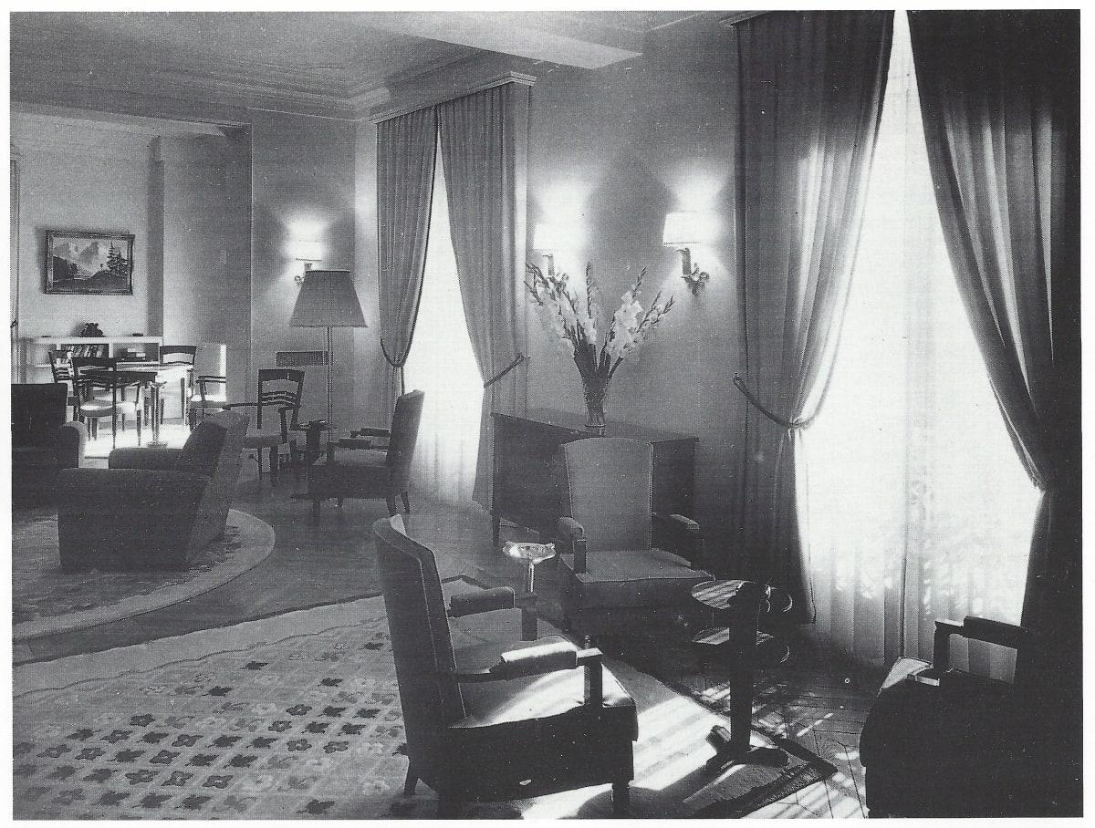 Jules Leleu Paris, 1945