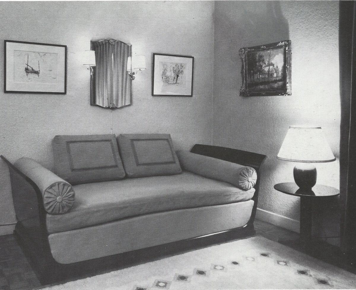 Jules Leleu Paris, 1935