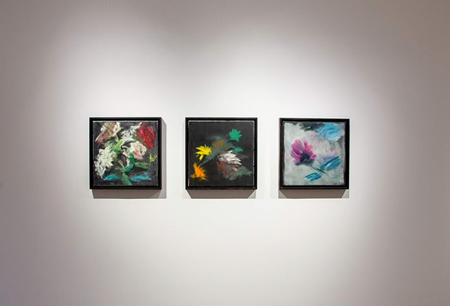 Les œuvres délicates de Ross Bleckner
