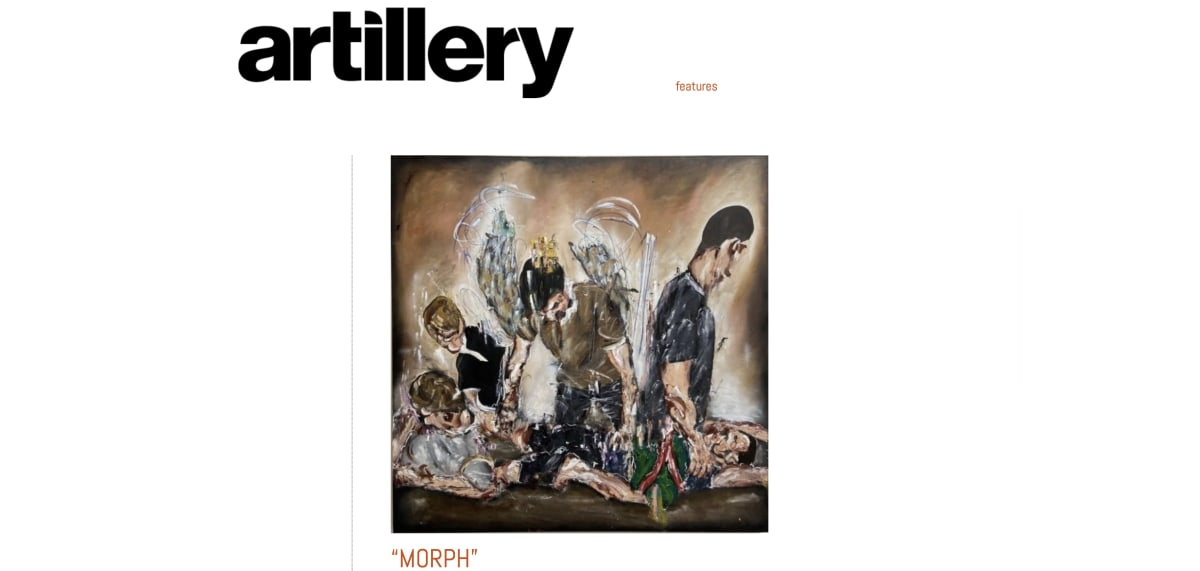 Artillery Magazine Pick of the Week: MORPH