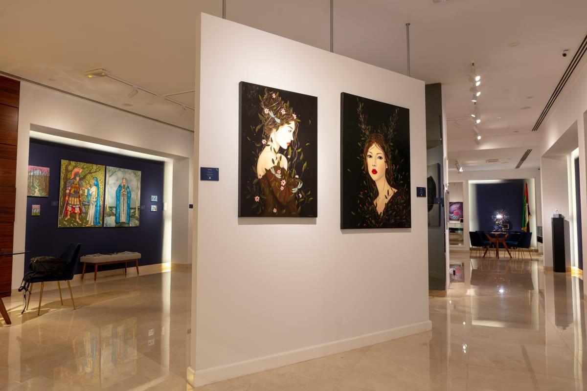 Wafi City: Masterpiece Art Gallery x Alexandra Gallery