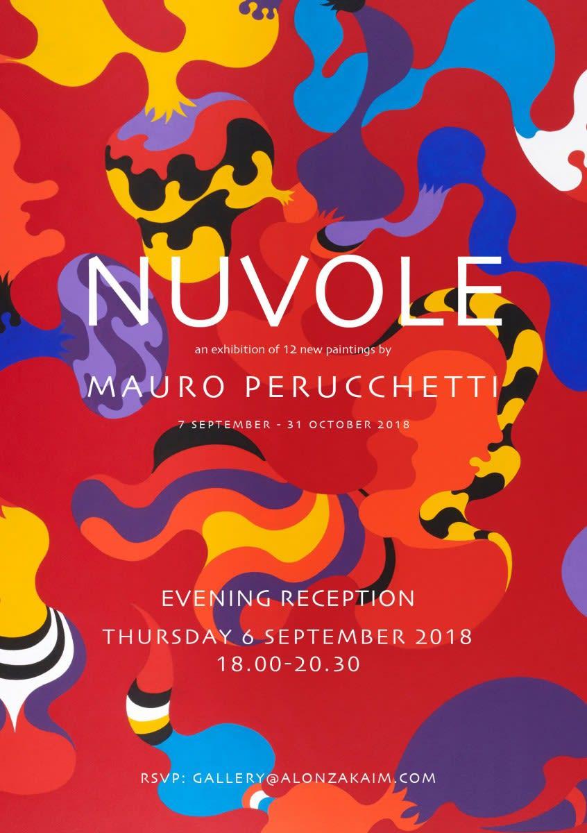Mauro Perucchetti NUVOLE