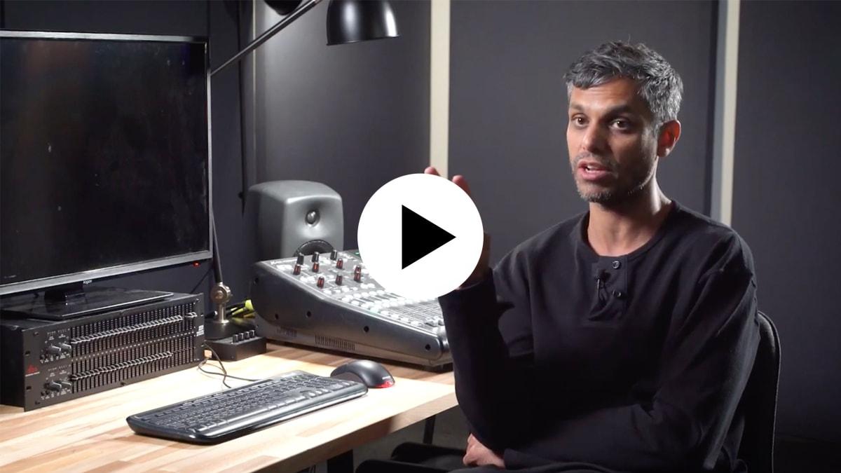 Haroon Mirza Artist Interview | ACCA Melbourne