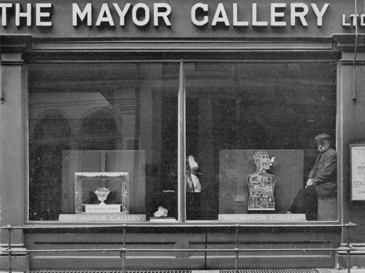 STORIES FROM THE MAYOR GALLERY 1984